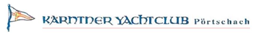Logo des Kärntner Yachtclubs Pörtschach